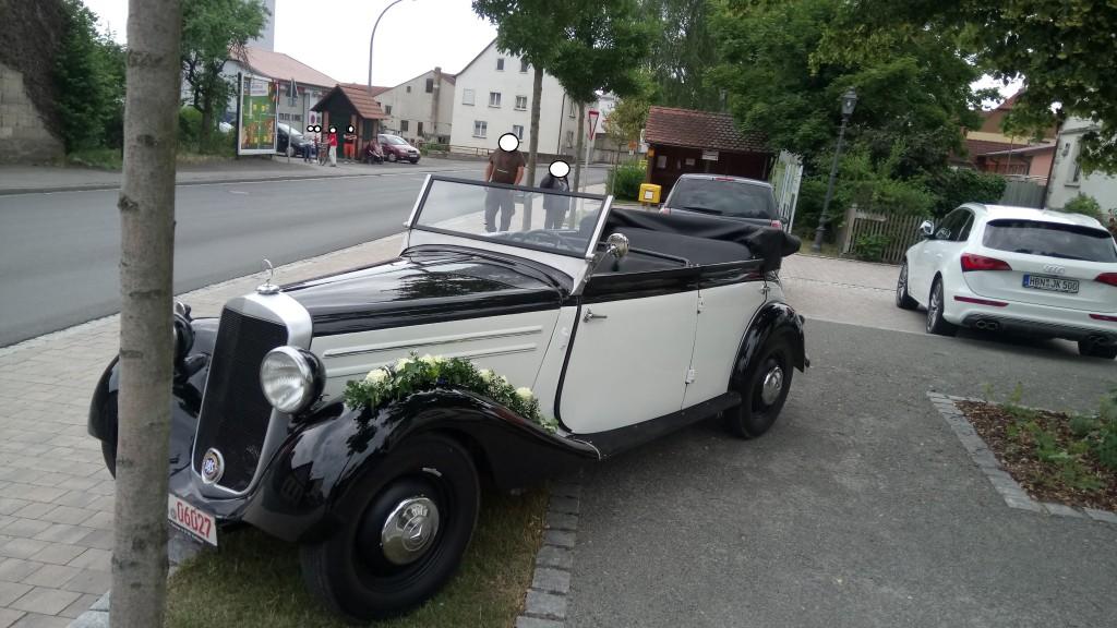 Mercedes Benz Bj. 1951