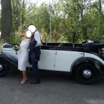 viel Platz für die Braut