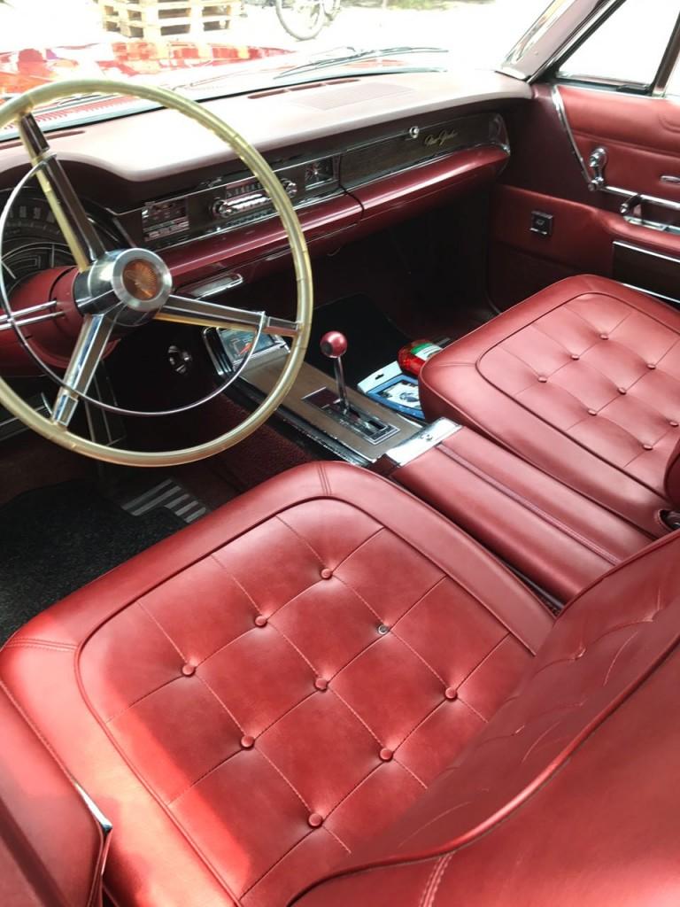 Buick V 8 inkl. Benzin